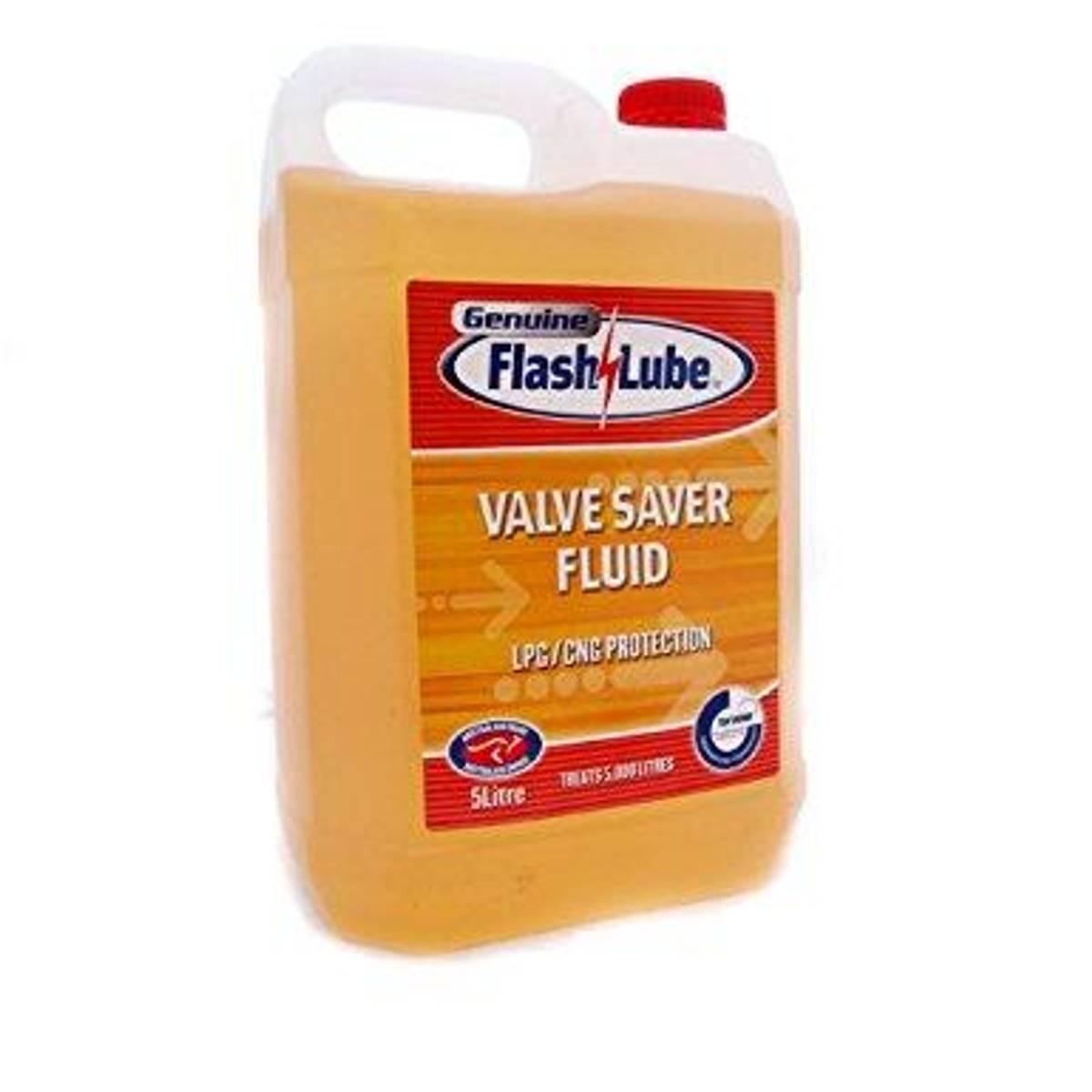 FLASHLUBE  - VALVE SAVER FLUID 5L